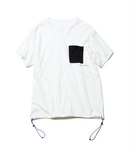 HEM CODE BIG POCKET TEE