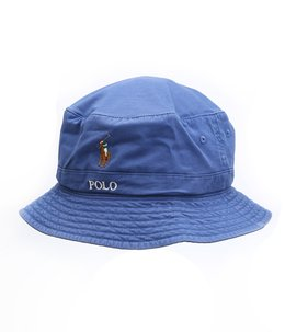 LOFT BUCKET-HAT COTTON STRTCH TWILL