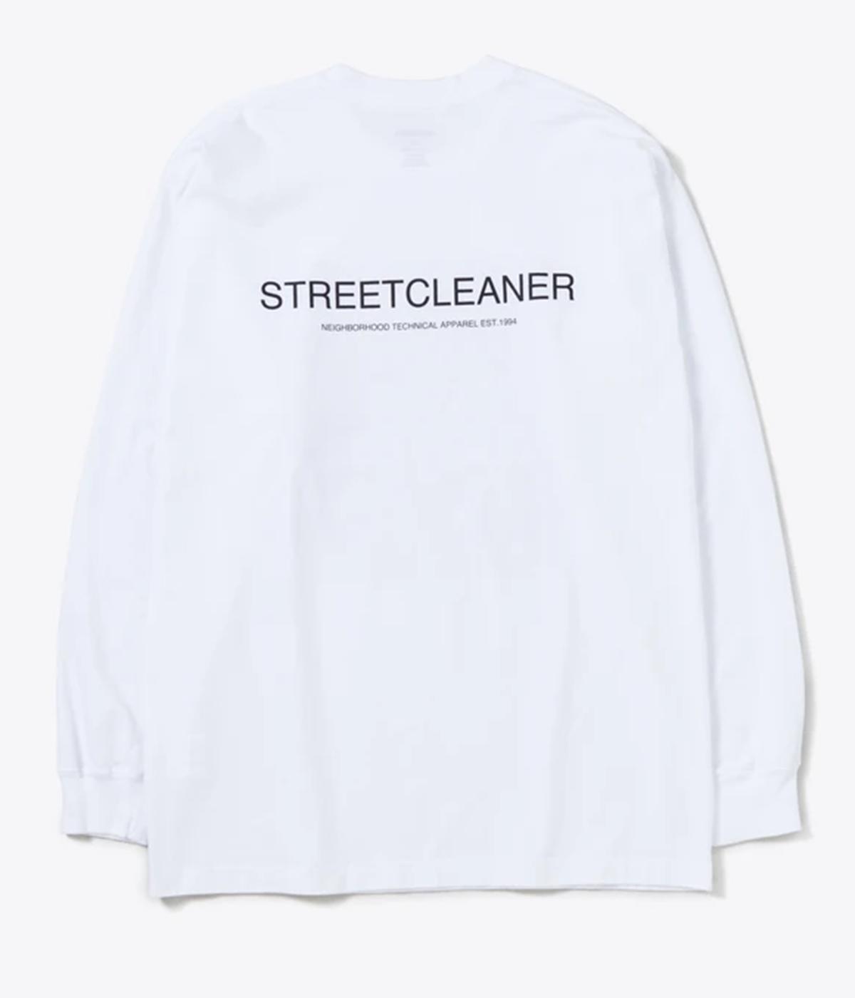STREET CLEANER / C-TEE . LS