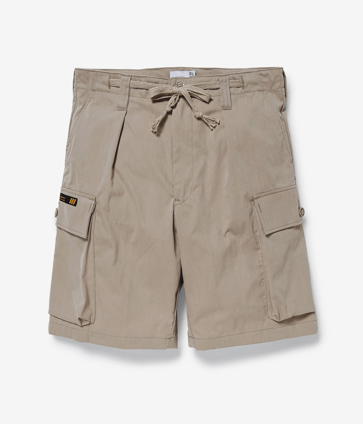 JUNGLE COUNTRY / SHORTS / NYCO. TUSSAH