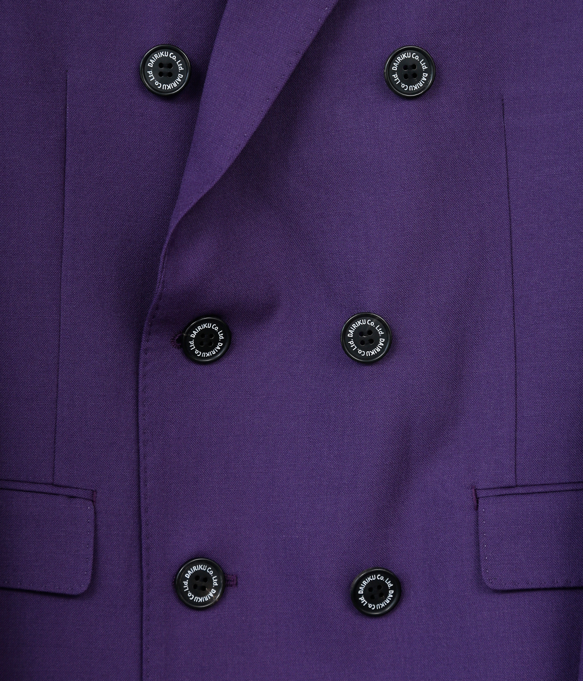 """Jimi Hendrix"" Double Tailored Jacket"