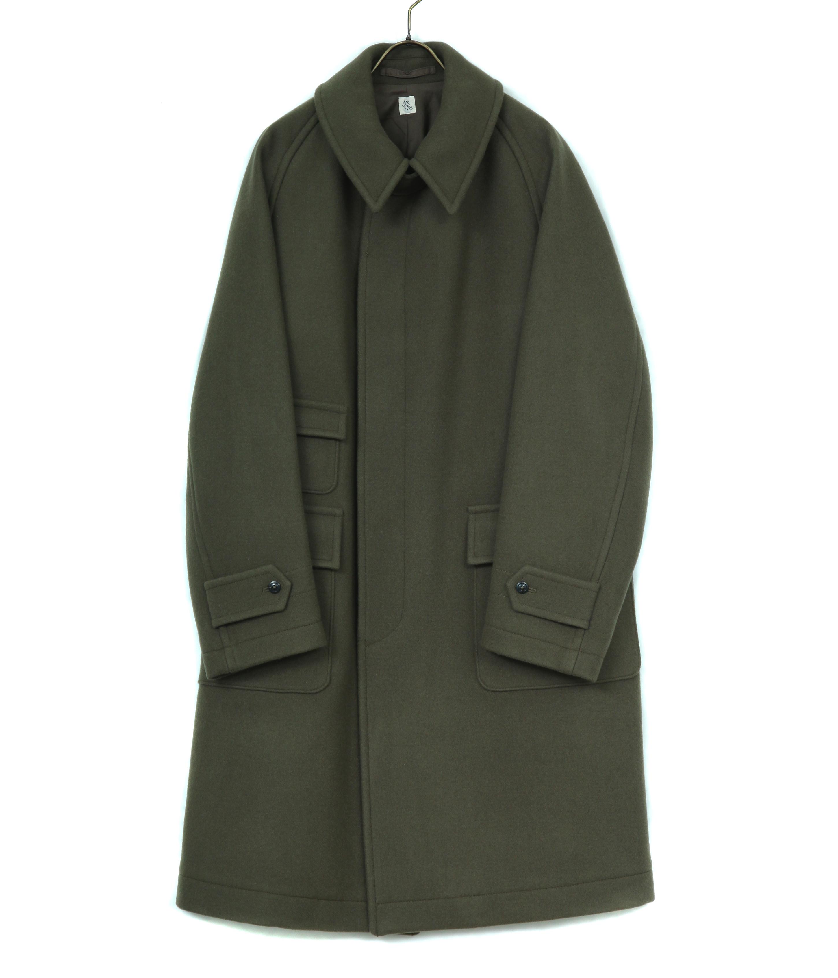 Traveller Coat