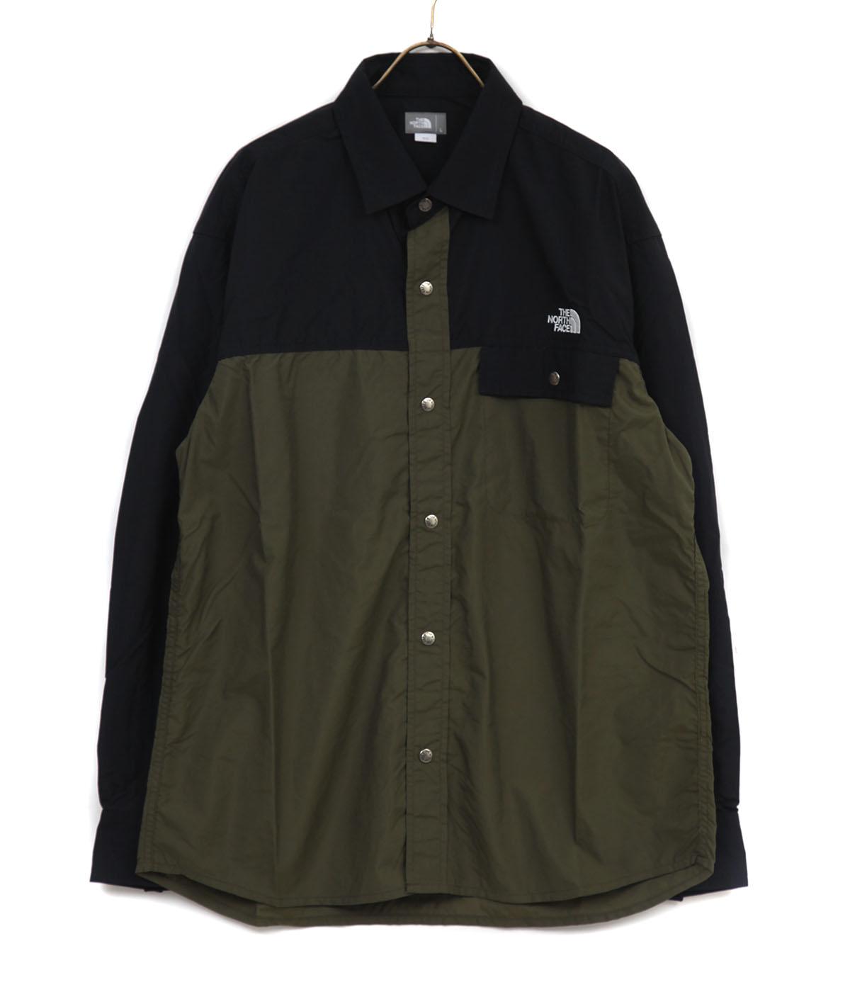 L/S Nuptse Shirt